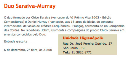 Duo Saraiva-Murray