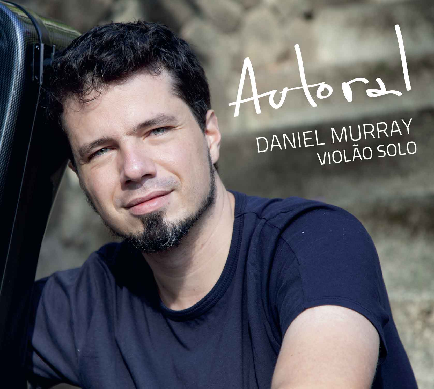 CD AUTORAL- Daniel Murray - violão solo